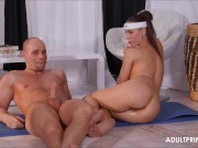 Flexible babe deep anal sex By Adult Prime