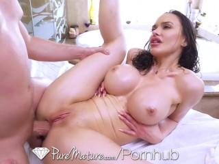 PUREMATURE Busty Mature Chicks Show Off Sex Skills