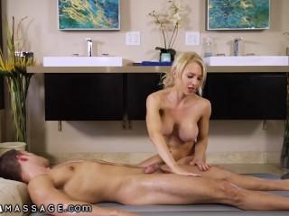 She Gives Torrid Massages