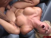 Teen Tiffany has Big TITS and a Mouth full of Hot CUM