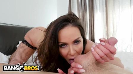 BANGBROS - Hot PAWG Kendra Lust Sucking Multiple Dicks