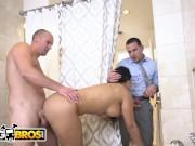 BANGBROS - Venezuelan Cougar Rose Monroe Cheating On Her Spouse With Hung White Guy
