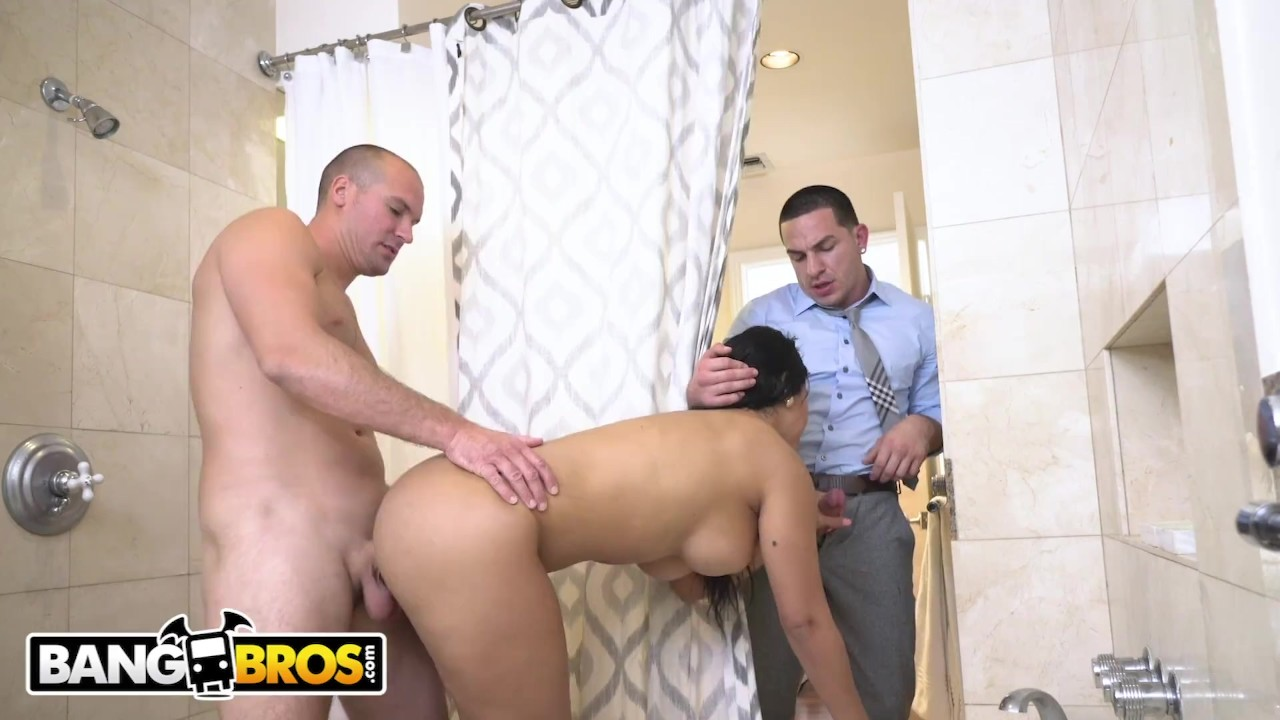 BANGBROS - Venezuelan Cougar Rose Monroe Cheating On Her Spouse With Hung W ...