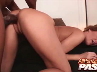 big butt sky rodgers interracial sex and cumshots
