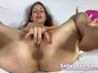 Homemade porn babe revealing medical issue secrets behind the scenes also more fun sex & naked adventures too – Lelu Love