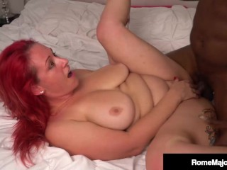 PAWG Jada Coxxx Fucked By Big Dick Rome Major So Good He Cums All Over Her!