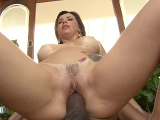 This beautiful milf hides her game well