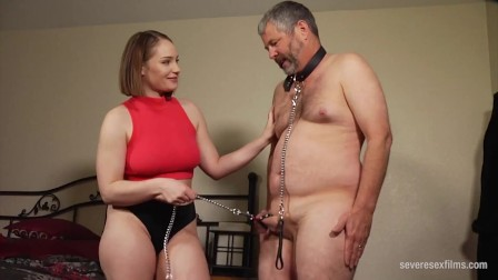 Curvy Blonde Stepdaughter Fucks Her Stepdad