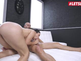 HerLimit – Valentina Nappi PAWG Italian Slut Can't Get Enough Anal Sex From A Big White Cock