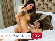 Naughty America - Shay Sights gets her pussy fucked hard