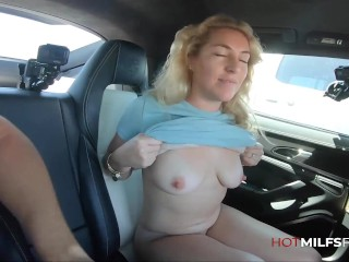 Hot First Fuck On Camera For Mommy Abbey James As She Gets Fucked Good And Filled With Cum