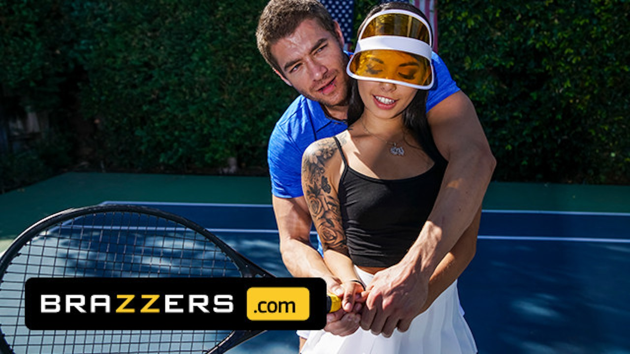 Brazzers - Sexy Gina Valentina & Xander Corvus Take The Tennis Training To A Whole Different Level