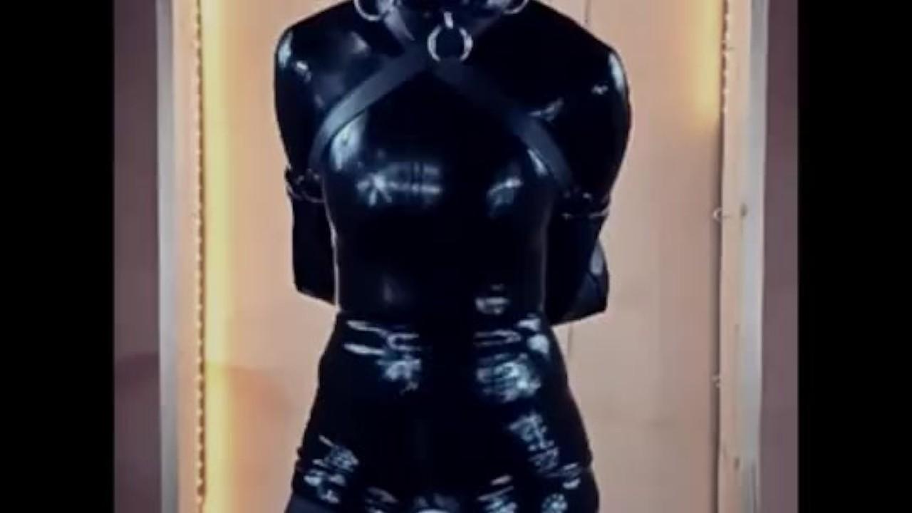 Interracial bdsm bondage