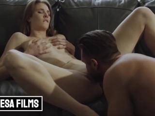 Bellesa – Beautiful Ashley Lane Has A Romantic Time With Her Boyfriend Quinton James