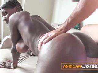 Big Black Booty Hard Anal Fuck