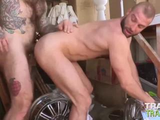 TRAILERTRASHBOYS Hillbilly Gays Fucking