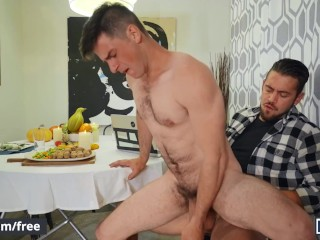 Men – Dante Colle & Chris Damned Cheat On Each Other During Their Webcam Chat