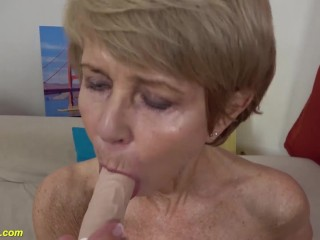 75 Years Old Milf First Hot Sex Scene