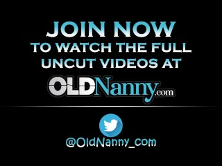 OLDNANNY Hardcore sex being enjoyed by really old grandma